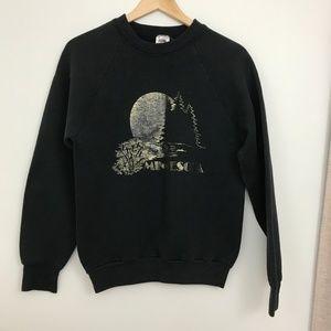 Vintage Minnesota Crewneck Sweatshirt